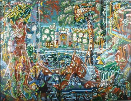 L'amour courtois 1992, Francois Boisrond (French, 1959).