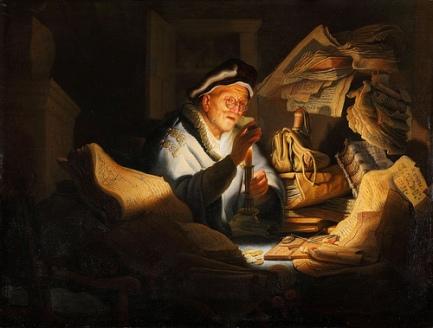 the-moneychanger-rembrandt