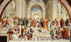 Scuola di Atene - Raphael