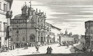 Borromini and San Carlo