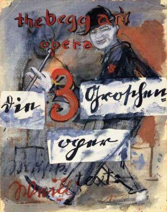 Die Dreigroschenoper (The Threepenny Opera) receives its world premiere in Berlin on August 31, 1928.
